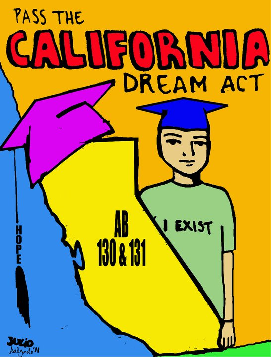 california dream act Established in 1851, we are the third oldest college in california ndnu is a catholic, not-for-profit, coeducational university, located on the san francisco.